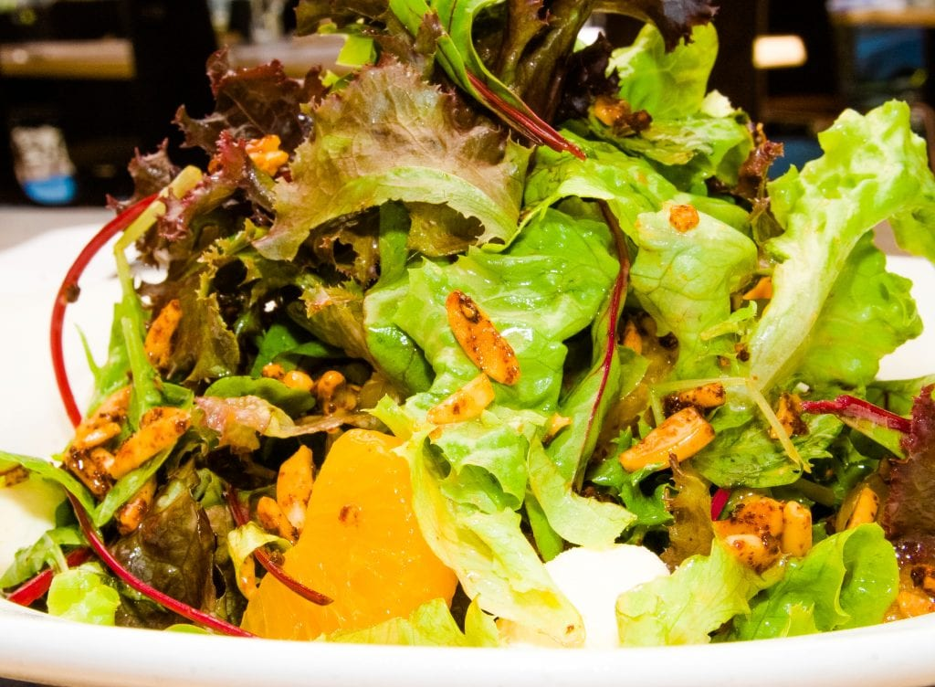 Salsa's House Salad